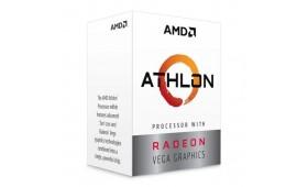 AMD Athlon 3000G CPU, AM4, 3.5GHZ, Dual Core, 35W,..