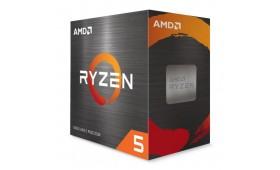 AMD Ryzen 5 5600X CPU with Wraith Stealth Cooler, ..