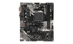 Asrock A320M-DVS R4.0, AMD A320, AM4, Micro ATX, 2..