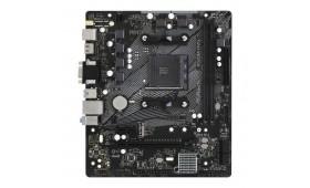 Asrock A520M-HVS, AMD A520, AM4, Micro ATX, 2 DDR4..