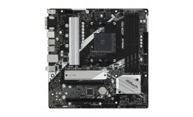 Asrock A520M PRO4, AMD A520, AM4, Micro ATX, 2 DDR..