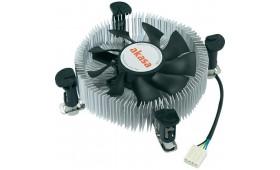 Akasa AK-CCE-7106HP Heatsink and Fan, Sockets 775,..