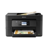 Epson Workforce Pro WF-3820DWF 4-in-1 A4 Colour Inkjet Printer, USB/Wi-Fi, LCD Screen, Double-sided Printing