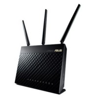 Asus (RT-AC68U V3) AC1900 (600+1300) Wireless Dual Band GB Cable Router, USB 3.0