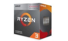 AMD Ryzen 3 3200G with Radeon Vega 8 Graphics and ..