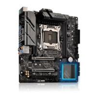 Asrock X299M EXTREME4 Intel X299 2066 Micro ATX DDR4 SLI/XFire Dual LAN RGB Lighting
