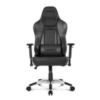AKRacing Office Series Obsidian Gaming Chair Black 5/10 Year Warranty